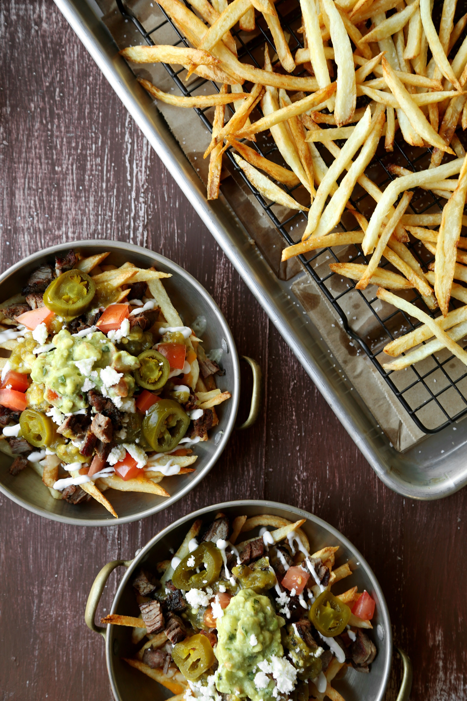 Idaho® Potato Carne Asada Fries