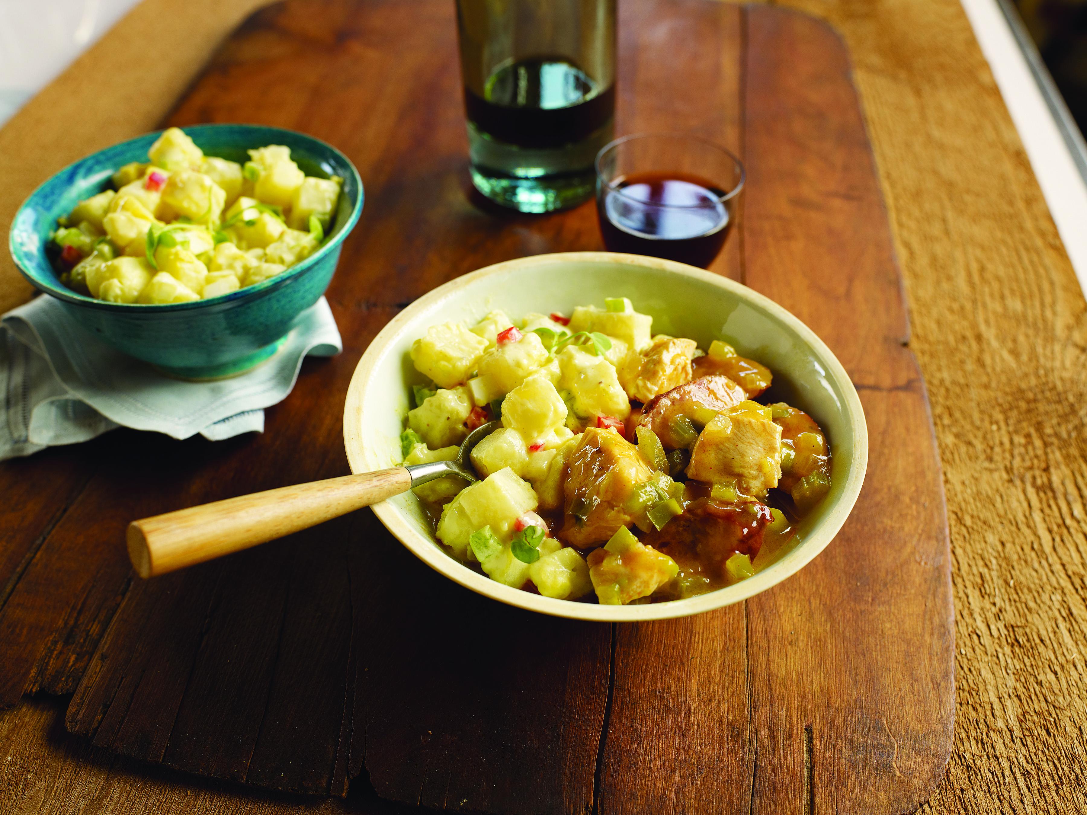 Potato Salad Recipe For Gumbo