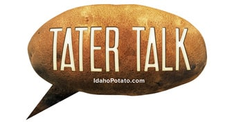 Tater Talk Newsletter Logo