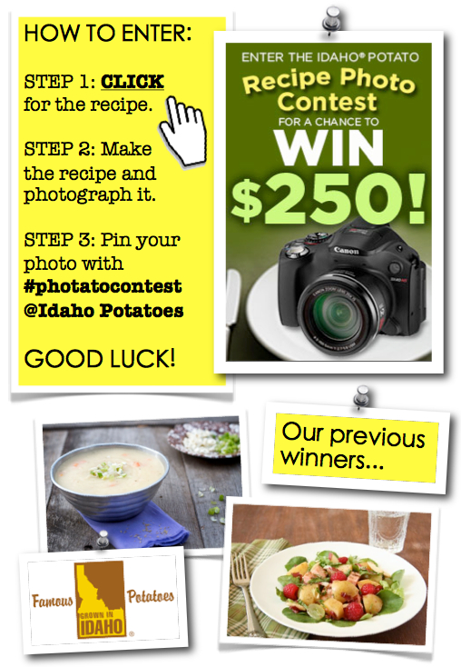 IPC Pinterest Recipe Photo Contest