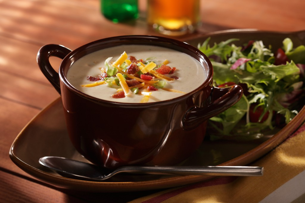 Loaded Baked Potato Soup LG
